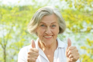 happy-elderly-woman